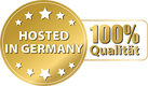 Strato - hosted in Germany