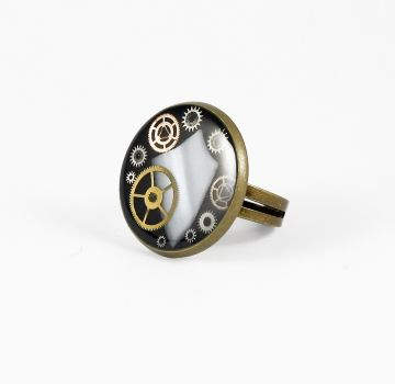 Ring Steampunk See
