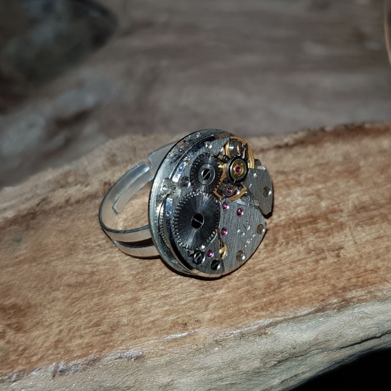 Ring Steampunk