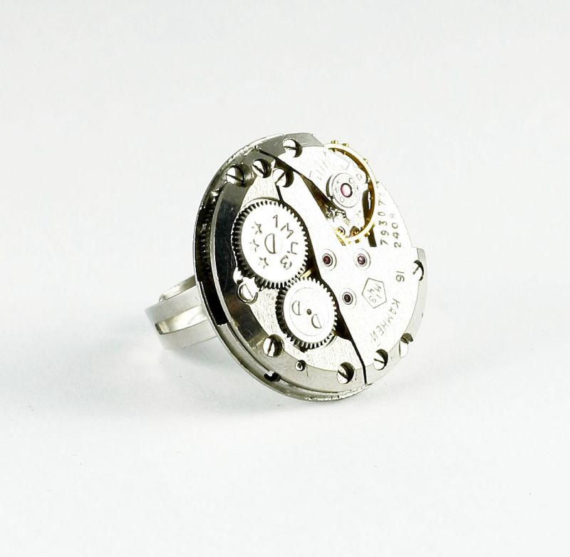 Ring Steampunk 1muz